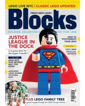 Blocks Magazine # 43 May 2018