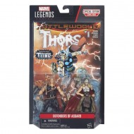 Marvel Legends Series: Comic Two Pack - Defenders Of Asgard (Marvel's Odinson & Thor)