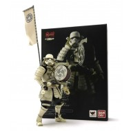 Bandai Tamashii Nations: Star Wars - Meisho Movie Realization Taikoyaku Stormtrooper Action Figure