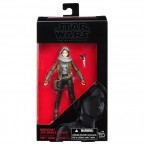 "Hasbro Star Wars: The Black Series 6"" - Jyn Erso (JEDHA) #022"
