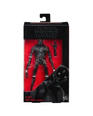 """Hasbro Star Wars: The Black Series 6"""" - K-2SO #24"""