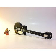 LEGO MOC: Guitar Series - Les Paul (Black)
