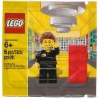 LEGO 5001622 LEGO Store Employee Minifigure