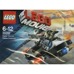 LEGO The LEGO Movie 30282 Super Secret Police Enforcer Polybag