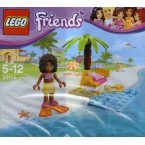 LEGO Friends 30114 Andrea's Beach Lounge