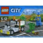 LEGO City 30313 Garbage Truck