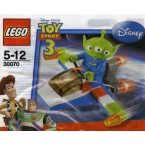 LEGO Toy Story 30070 Alien Space Ship