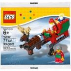 LEGO Seasonal 40059 Santa's Sleigh