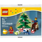LEGO Seasonal 40058 Decorating The Tree