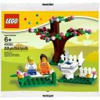 LEGO Seasonal 40052 Springtime Scene