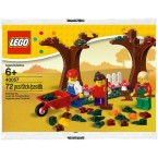 LEGO Seasonal 40057 Fall Scene