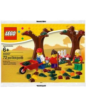 LEGO Seasonal 40057 Fall Scene