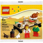 LEGO Seasonal 40056 Thanksgiving Dinner