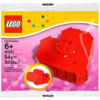 LEGO Seasonal 40051 Valentine's Day Heart Box