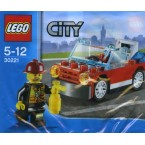 LEGO City 30221 Fire Car