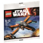 LEGO Star Wars 30278 Poe's X-wing Fighter Polybag