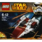 LEGO Star Wars 30272 A-Wing Starfighter