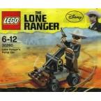 LEGO Lone Ranger 30260 Lone Ranger's Pump Car
