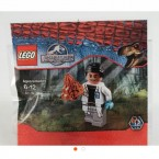 LEGO Jurassic World 5000193818 Dr. Wu