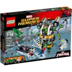 LEGO Marvel Super Heroes 76059 Spider-Man: Doc Ock's Tentacle Trap