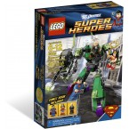 LEGO DC Superheroes 6862 Superman Vs Power Armour Lex