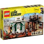 LEGO Lone Ranger 79109 Colby City Showdown