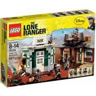 LEGO Lone Ranger 79109 Colby City Showdown
