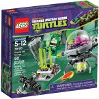 LEGO Teenage Mutant Ninja Turtles 79100 Kraang Lab Escape