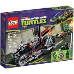 LEGO Teenage Mutant Ninja Turtles 79101 Shredder's Dragon Bike