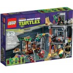 LEGO Teenage Mutant Ninja Turtles 79103 Turtle Lair Attack