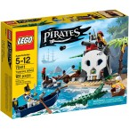 LEGO Pirates 70411 Treasure Island