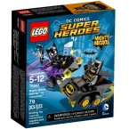 LEGO DC Super Heroes 76061 Mighty Micros: Batman Vs Catwoman