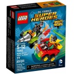 LEGO DC Super Heroes 76062 Mighty Micros: Robin Vs Bane