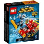 LEGO DC Super Heroes 76063 Mighty Micros: The Flash Vs Captain Cold
