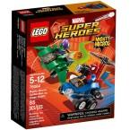 LEGO Marvel Super Heroes 76064 Mighty Micros: Spider-Man Vs Green Goblin