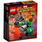 LEGO Marvel Super Heroes 76066 Mighty Micros: Hulk Vs Ultron