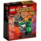 LEGO Marvel Super Heroes 76066 Mighty Micros: Hulk Vs Ultron