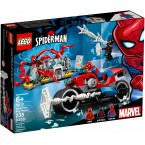 LEGO Marvel Super Heroes 76113 Spider-Man Bike Rescue
