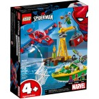 LEGO Marvel Super Heroes 76134 Spider-Man: Doc Ock Diamond Heist