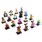 LEGO Disney 71012 LEGO Minifigures The Disney Series (Complete Set of 18)