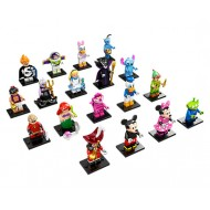 LEGO Disney 71012 LEGO Minifigures The Disney Series (Complete Set of 18)