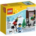 LEGO Seasonal 40124 Winter Fun