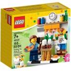 LEGO Seasonal 40121 Painting Easter Eggs