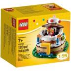 LEGO Seasonal 40153 Birthday Table Decoration