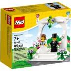 LEGO Seasonal 40165 Minifigure Wedding Favour Set