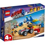LEGO 70821 The LEGO Movie 2 : Emmet and Benny's 'Build and Fix' Workshop!