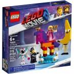 LEGO 70824 The LEGO Movie 2 : Introducing Queen Watevra Wa'Nabi