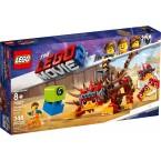 LEGO 70827 The LEGO Movie 2 : Ultrakatty & Warrior Lucy!