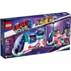 LEGO 70828 The LEGO Movie 2 : Pop-Up Party Bus