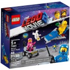LEGO 70841 The LEGO Movie 2 : Benny's Space Squad